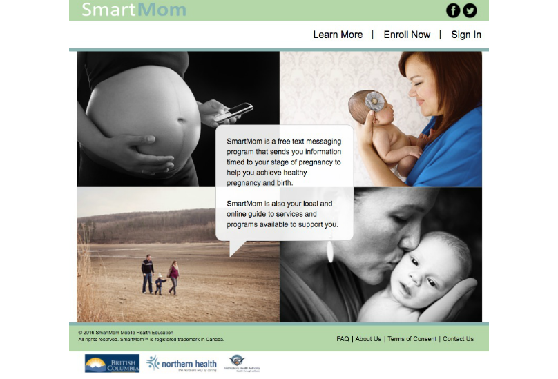 Jph Smartmom Text Messaging For Prenatal Education A Qualitative