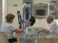 Robotic services for older adults. Source: Image created by the Authors; Copyright: Filippo Cavallo; URL: http://www.jmir.org/2018/9/e264/; License: Creative Commons Attribution (CC-BY).