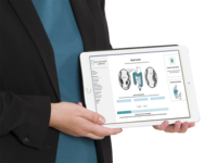 How the decision aid is accessible on different devices (eg, an iPad). Source: Randers Regional Hospital; Copyright: Helle Brandstup Larsen; URL: http://formative.jmir.org/2018/1/e9/; License: Licensed by the authors.