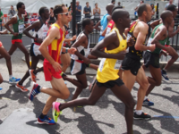 Proficient runners attract extensive attention in association with city races and championships worldwide, leading to strong competitiveness, mounting training loads, and increasing injury risk. Source: The Authors; Copyright: The Authors; URL: http://mhealth.jmir.org/2018/8/e10270; License: Licensed by JMIR.
