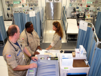 Emergency department. Source: US Department of Homeland Security; Copyright: FEMA (Robert Kaufmann); URL: https://www.fema.gov/media-library/assets/images/47581; License: Public Domain (CC0).