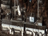 Earthquake and Tsunami damage-Dai Ichi Power Plant, Japan. Source: Wikipedia; Copyright: Digital Globe; URL: https://commons.wikimedia.org/wiki/File:Fukushima_I_by_Digital_Globe.jpg; License: Creative Commons Attribution + Noncommercial + ShareAlike (CC-BY-NC-SA).
