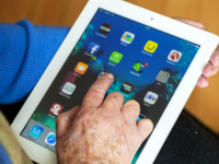 Mobile apps for the geriatric care. Source: SMOA; Copyright: SMOA; URL: https://smoa2016.weebly.com/; License: Fair use/fair dealings.