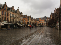 Leuven, Belgium. Source: Flickr; Copyright: Krijn van Putten; URL: https://www.flickr.com/photos/krijnvanputten/32903556435/in/album-72157676740335264/; License: Creative Commons Attribution (CC-BY).