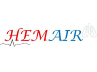 The HEMAIR logo. Source: Image created by the Authors; Copyright: Nathan Smischney; URL: http://www.researchprotocols.org/2018/11/e11101/; License: Creative Commons Attribution (CC-BY).
