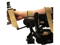 The MIT-Wrist Robot. Source: Image created by the Authors; Copyright: Stan Durand; URL: https://biomedeng.jmir.org/2019/1/e11670; License: Creative Commons Attribution (CC-BY).