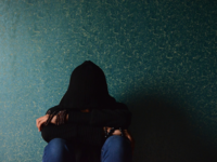 Source: Max Pixel; Copyright: Max Pixel; URL: https://www.maxpixel.net/Adult-Man-Unhappy-Sad-Sitting-Depressed-Hoodie-390341; License: Public Domain (CC0).
