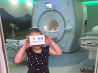 VR MRI preparation resource. Source: Image created by the Authors; Copyright: Jonathan Ashmore; URL: http://pediatrics.jmir.org/2019/1/e11684/; License: Creative Commons Attribution (CC-BY).