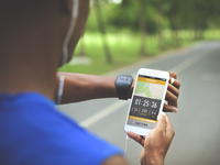 Source: Shutterstock; Copyright: rawpixel; URL: https://www.shutterstock.com/image-photo/activity-cardio-control-digital-mobility-exercise-343870712; License: Licensed by the authors.