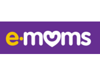 eMums Plus logo. Source: Image created by the Authors; Copyright: The Authors; URL: http://www.researchprotocols.org/2019/1/e11549/; License: Licensed by JMIR.
