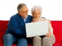 Source: Free Digital Photos; Copyright: Ambro; URL: http://www.freedigitalphotos.net/images/Couplespartners_g216-Elderly_Couple_With_Laptop_p41091.html; License: Licensed by the authors.