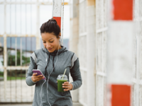 Source: iStock by Getty Images; Copyright: Dirima; URL: https://www.istockphoto.com/photo/urban-fitness-woman-texting-on-her-smarphone-gm504986362-83445485?clarity=false; License: Licensed by the authors.