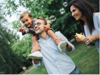 Source: iStock by Getty Images; Copyright: Katie_Martynova; URL: https://www.istockphoto.com/no/photo/happy-young-family-playing-with-bubble-wands-in-park-outdoors-gm845344932-139751501; License: Licensed by the authors.