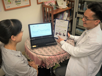 Continuous glucose monitoring–based counseling in outpatient clinic settings. Source: Image created by the Authors; Copyright: The Authors; URL: http://diabetes.jmir.org/2019/1/e10992/; License: Creative Commons Attribution (CC-BY).