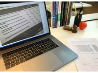 NOMAD questionnaire on-screen and CFA on paper. Source: Image created by the Authors; Copyright: The Authors; URL: http://www.jmir.org/2019/2/e12376/; License: Public Domain (CC0).