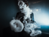 Source: Shutterstock; Copyright: Losev Artyom; URL: https://www.shutterstock.com/image-photo/vape-man-doing-cloud-tricks-472862494?irgwc=1&utm_medium=Affiliate&utm_campaign=TinEye&utm_source=77643&utm_term=; License: Licensed by the authors.